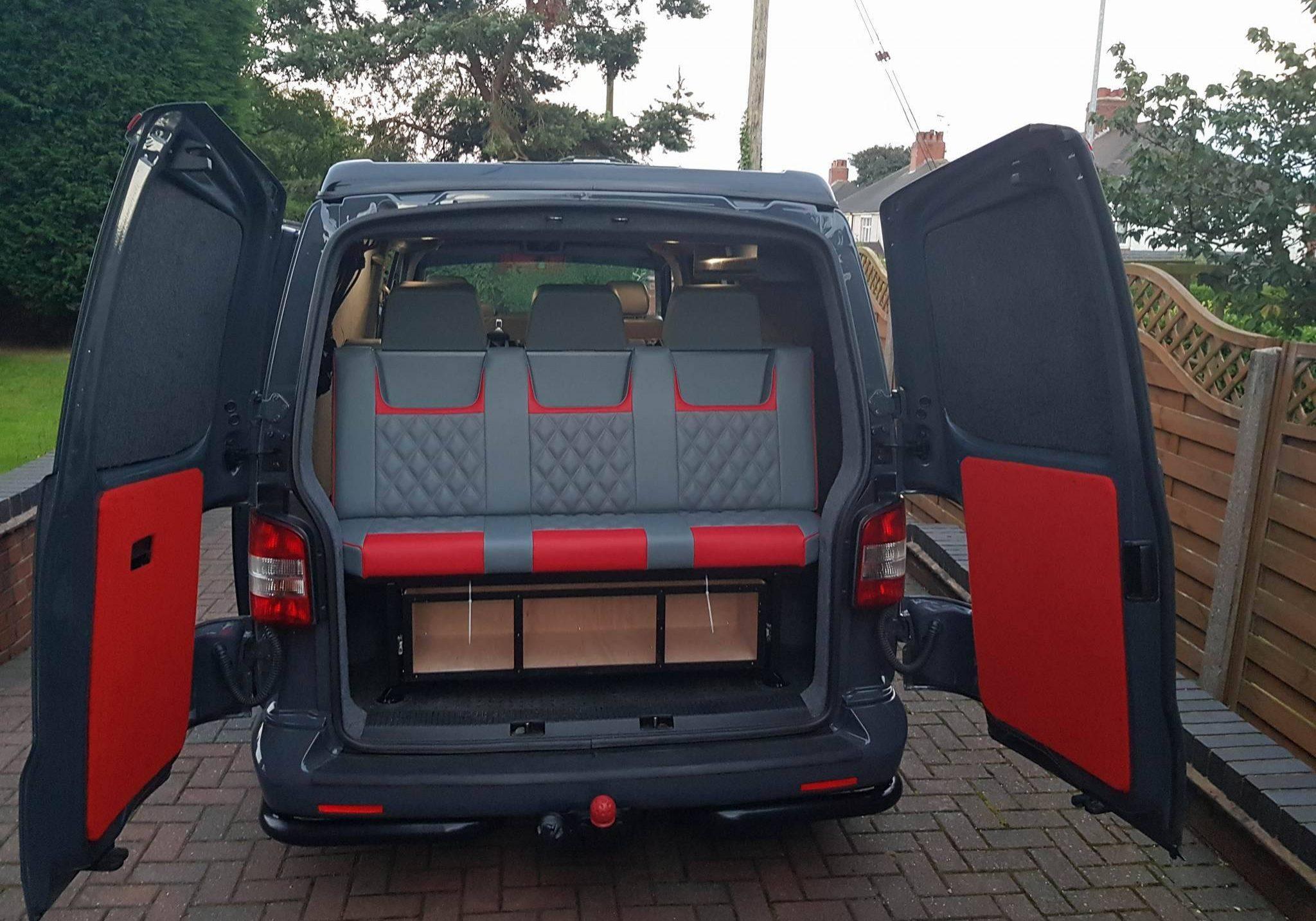 seats in van